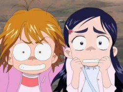 Nagisa & Honoka realise they've been bought by 4Kids