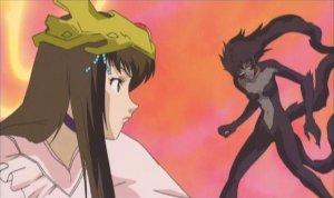 Kanae vs Yoriko