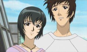 Kyouta and Asami
