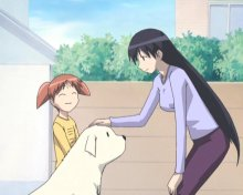 Azumanga Daioh - Episode 7