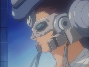 Yuji, restrained