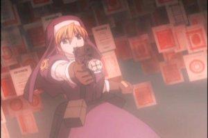 Chrono Crusade - It's the nun with a gun