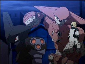 Takumi attacks