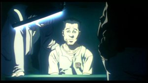 Ghost in the Shell - Under interrogation