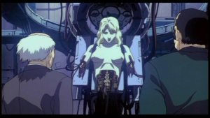 Ghost in the Shell - Puppet Master's new body