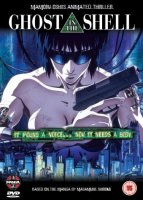 Ghost in the Shell - Cover Art