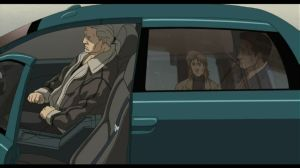 Chauffeur duty