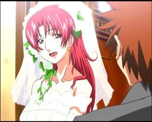 Gravion Zwei - Happy bride