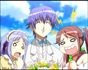 Gravion Zwei - No, Toga, you can't marry Eiji...
