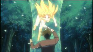 Hikari's arrival