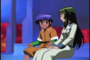 Stellvia - Akira stars wondering about JoJo's idea of 'cool'