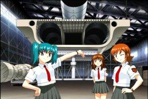 Stratos 4 - Mikaze proudly presents, Stratos Zero