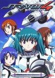 Stratos 4 - OVA Cover Art