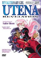 Revolutionary Girl Utena - Volume 9 (Cover Art)