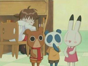 Animal Yokocho - Kenta, Issa and Iyo