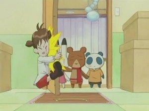 Animal Yokocho - Mind the door!
