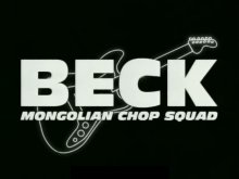 Beck - Title Card