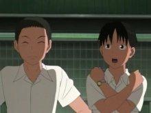 Beck - Koyuko gives into to Momoko-sensei's charms. Again.