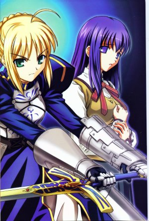 Megami #65 - Fate/stay night