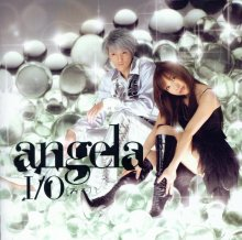 angela: I/O - Cover Art